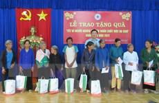 TP.HCM tặng tỉnh Ninh Thuận 1 tỷ đồng chăm lo Tết cho người nghèo