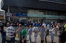 Venezuela quyết định tăng lương tối thiểu và lương hưu lên 50%