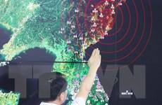 Nhật Bản theo dõi sát thông tin về tên lửa-hạt nhân Triều Tiên