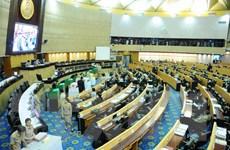 Quốc hội Thái Lan thông qua các điều khoản sửa đổi dự thảo hiến pháp