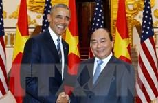 Hợp tác kinh tế, đầu tư tiếp tục là trọng tâm quan hệ Việt Nam-Hoa Kỳ