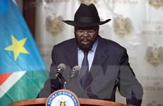 Tổng thống Salva Kiir cắt chức Thống đốc ngân hàng Nam Sudan
