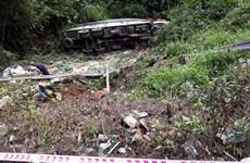 Xác định nguyên nhân vụ gây tai nạn liên hoàn trên đèo Bảo Lộc