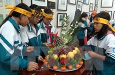 Mâm ngũ quả - nét đặc trưng ngày Tết cổ truyền của người Việt