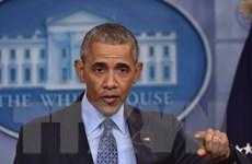 Tổng thống Obama giảm án cho hàng trăm tù nhân trước khi rời nhiệm sở
