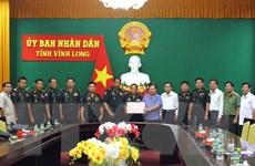 Tình đoàn kết hữu nghị Việt Nam-Campuchia sẽ ngày càng bền chặt