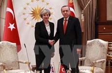 Thủ tướng Anh kêu gọi Thổ Nhĩ Kỳ giữ vững pháp quyền, nhân quyền