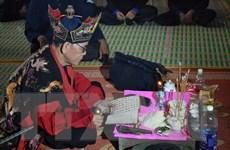 Độc đáo lễ cấp sắc cho thầy Tào của người Tày ở Bắc Kạn