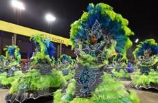 Brazil dự tính kiếm bộn tiền với lễ hội hóa trang đường phố