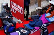 Người hâm mộ cắm trại suốt đêm chờ mua vé Liên hoan phim Berlin