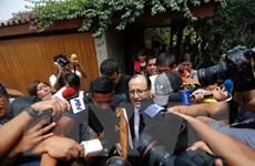 Thẩm phán Peru yêu cầu tạm giam cựu Tổng thống Toledo