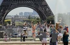 Ngành du lịch Pháp bứt phá trong ba tháng cuối năm 2016
