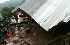 Lở đất liên tiếp trên đảo Bali, ít nhất 12 người thiệt mạng