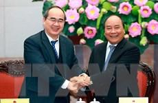 Hội nghị liên tịch giữa Chính phủ và Mặt trận Tổ quốc Việt Nam