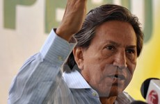 Tổng thống Peru yêu cầu Mỹ giao nộp cựu Tổng thống Toledo