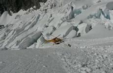 Lở tuyết tại biên giới Italy-Pháp làm 3 nhà leo núi thiệt mạng