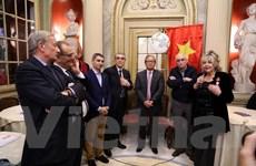 Lãnh sự Danh dự Việt Nam tại Turin tổ chức gặp mặt mừng Xuân mới