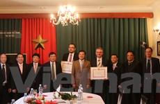 Tôn vinh những người bạn Séc tích cực quảng bá văn hóa Việt Nam