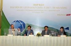 Đại hội Du lịch Golf châu Á 2017 quy tụ đại diện 36 quốc gia