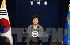 Quyền Tổng thống Hàn Quốc không cho phép gia hạn điều tra vụ bê bối