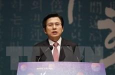 Quyền Tổng thống Hàn Quốc đứng thứ 2 trong thăm dò dư luận