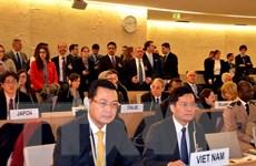 Việt Nam kêu gọi xử lý tác động của biến đổi khí hậu với quyền trẻ em