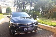 Thành phố Đà Nẵng thực hiện trả xe ôtô do doanh nghiệp tặng