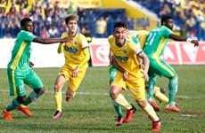 V-League 2017: Nới rộng khoảng cách, FLC Thanh Hóa tiếp tục dẫn đầu