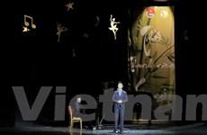 Thời thanh niên sôi nổi của sinh viên nghệ thuật Việt Nam tại Nga