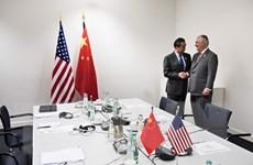 Ngoại trưởng Vương Nghị: Quan hệ Trung-Mỹ phát triển tích cực