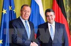 Nga và Đức nhất trí cần tiến tới giải trừ vũ khí ở châu Âu