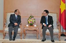 Việt Nam luôn coi trọng quan hệ hữu nghị truyền thống với Nepal