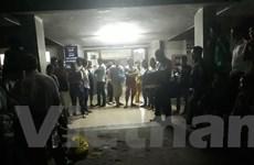 Bình Dương: Người nhà bao vây bệnh viện sau cái chết của bé 4 tuổi