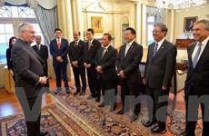 Hoa Kỳ luôn coi trọng quan hệ đối tác chiến lược với ASEAN