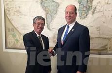 Việt Nam sẽ cùng Hoa Kỳ thúc đẩy quan hệ Đối tác Toàn diện