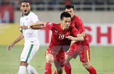Việt Nam giữ vững vị trí thứ 3 Đông Nam Á trong bảng xếp hạng FIFA