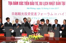 Hội nghị xúc tiến đầu tư và du lịch Nhật Bản tại Hải Phòng