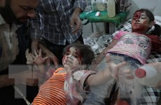2016 là năm tồi tệ nhất trong lịch sử đối với trẻ em Syria