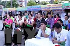 70.000 lượt khách đến với Lễ hội Hoa ban Điện Biên 2017