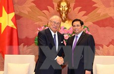 Liên minh Nghị sỹ Nhật-Việt sẽ là cầu nối thúc đẩy quan hệ hai nước