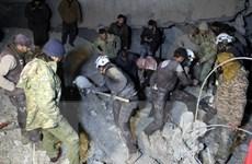 Mỹ bác bỏ cáo buộc không kích đền thờ Hồi giáo ở Syria