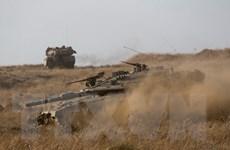 Israel tuyên bố đánh chặn tên lửa phòng không của Syria