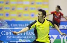 Hơn 300 tay vợt tham dự giải Cầu lông quốc tế Ciputra Hà Nội 2017