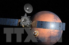 Mỹ thúc đẩy sứ mệnh đưa con người lên sao Hỏa vào năm 2033