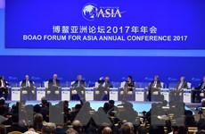 Chủ tịch Diễn đàn Bác Ngao kêu gọi châu Á ủng hộ toàn cầu hóa