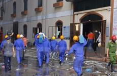 Kết thúc chữa cháy tại Cần Thơ, cứu hàng trăm tấn hàng hóa