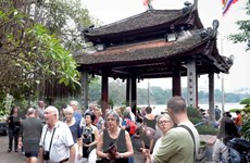 Hơn 3,2 triệu lượt khách quốc tế đến Việt Nam trong ba tháng đầu năm
