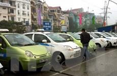 Hà Nội xử lý nghiêm các xe taxi vi phạm trật tự an toàn giao thông