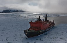 Khai mạc Diễn đàn Bắc Cực quốc tế lần thứ 4 tại Liên bang Nga