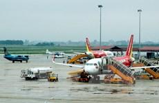 Chính thức chuyển đổi phương thức bay mới tại sân bay quốc tế Nội Bài